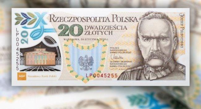 Piłsudski Banknote Voted Best In World Radio Poland